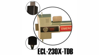ECL-230X-TDB Panic Device
