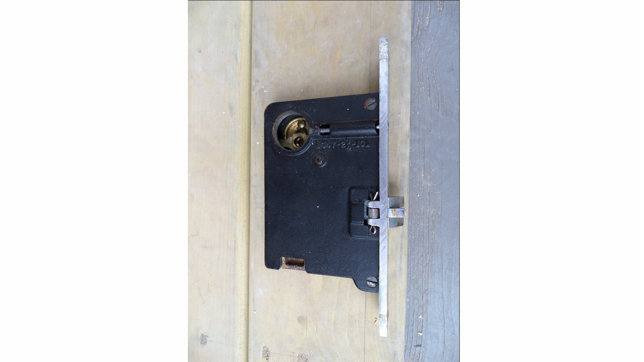 Mortise Lock Replacement Locksmith Ledger