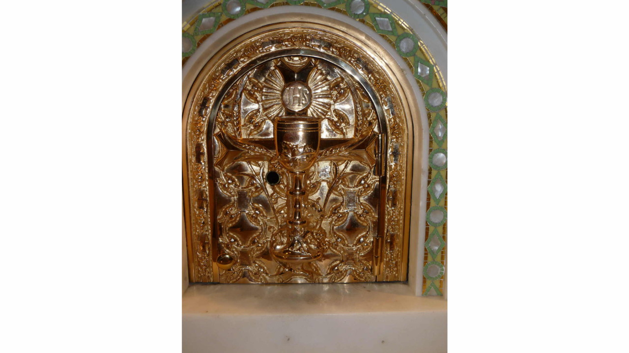 Tabernacle Lock Restoration Locksmith Ledger
