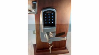 Ludlow Digital Lock