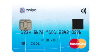 MasterCard and Zwipe Launch Biometric Contactless Payment Card with Integrated Fingerprint Sensor