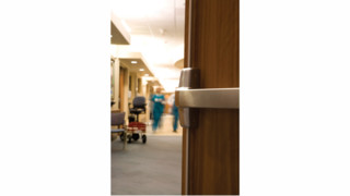 Problem Solver: Sshhh! Quiet Is A Consideration for Healthcare Facilities