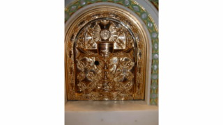 Bringing Them Back To Life: Church Tabernacle Lock Restoration