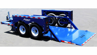 Airtow Trailer Has 12,000-Lb. Capacity