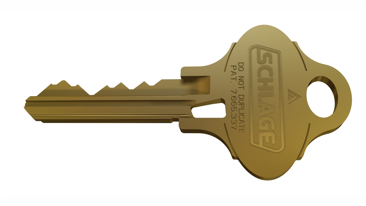 Schlage High Security Locksmith Ledger