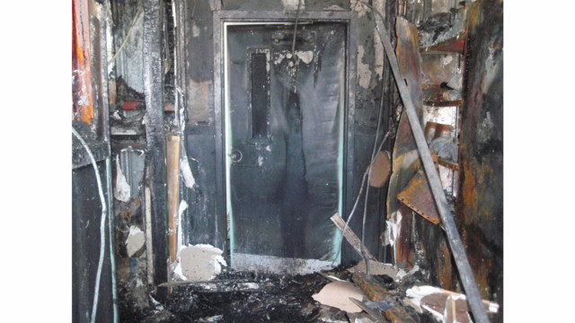 Fire Doors: The First Line of Defense