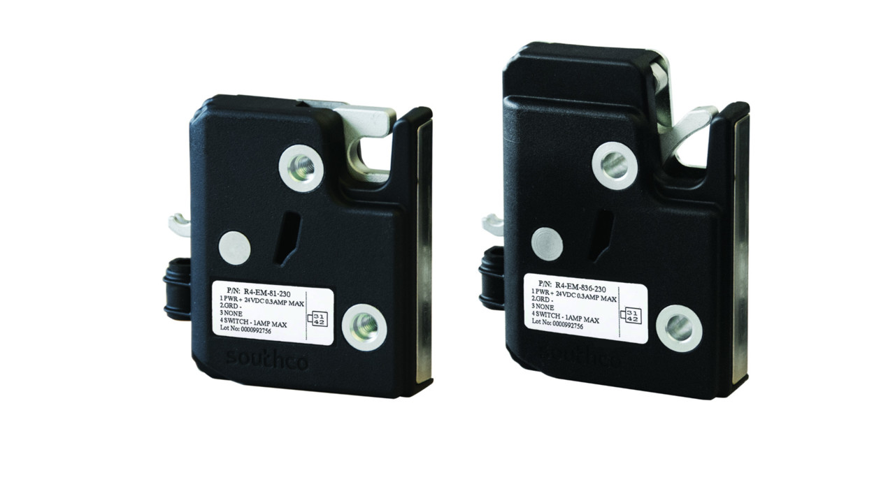 R4 Em 8 Series Electronic Rotary Latch Locksmith Ledger