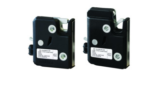 R4-EM 8 Series Electronic Rotary Latch