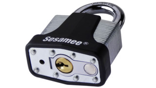 420 Series Rekeyable Padlocks
