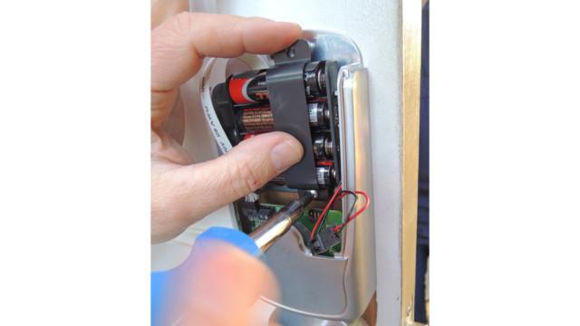 Electromechanical School Locks Locksmith Ledger