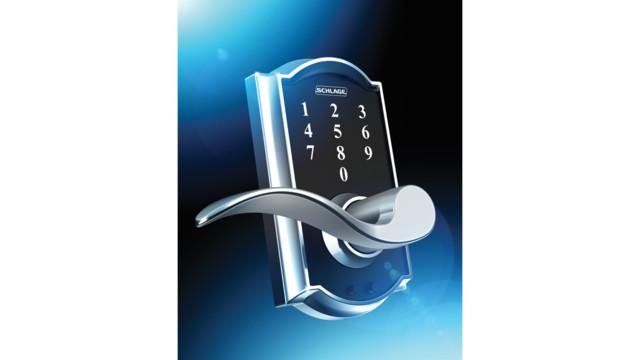 Schlage Touch Locksmith Ledger