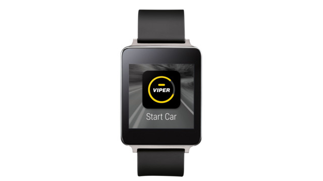 Viper App Will Remotely Start, Lock &  Unlock  Car via Apple Watch, Android Wear