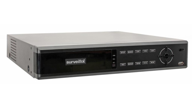 DVR for 960H Resolution Cameras