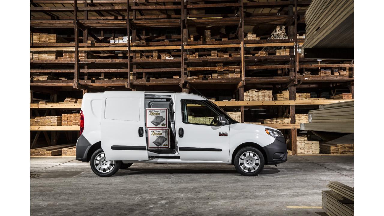 2015 Ram Promaster City A New Service Van Option