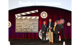 ADI Announces 2014 Vendor Awards