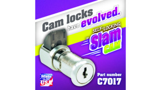 Self-Locking SlamCAM