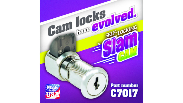 Self-Locking SlamCAM