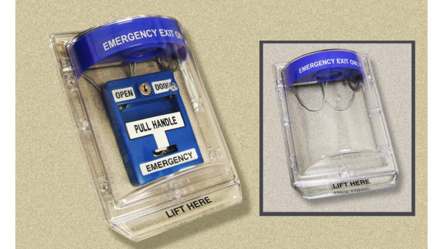 Emergency Pull Station