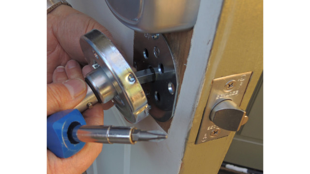 Electromechanical School Locks Locksmith Ledger