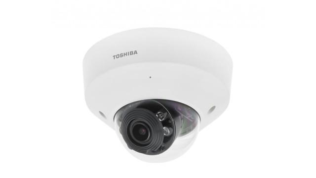 Toshiba IP Dome Cameras