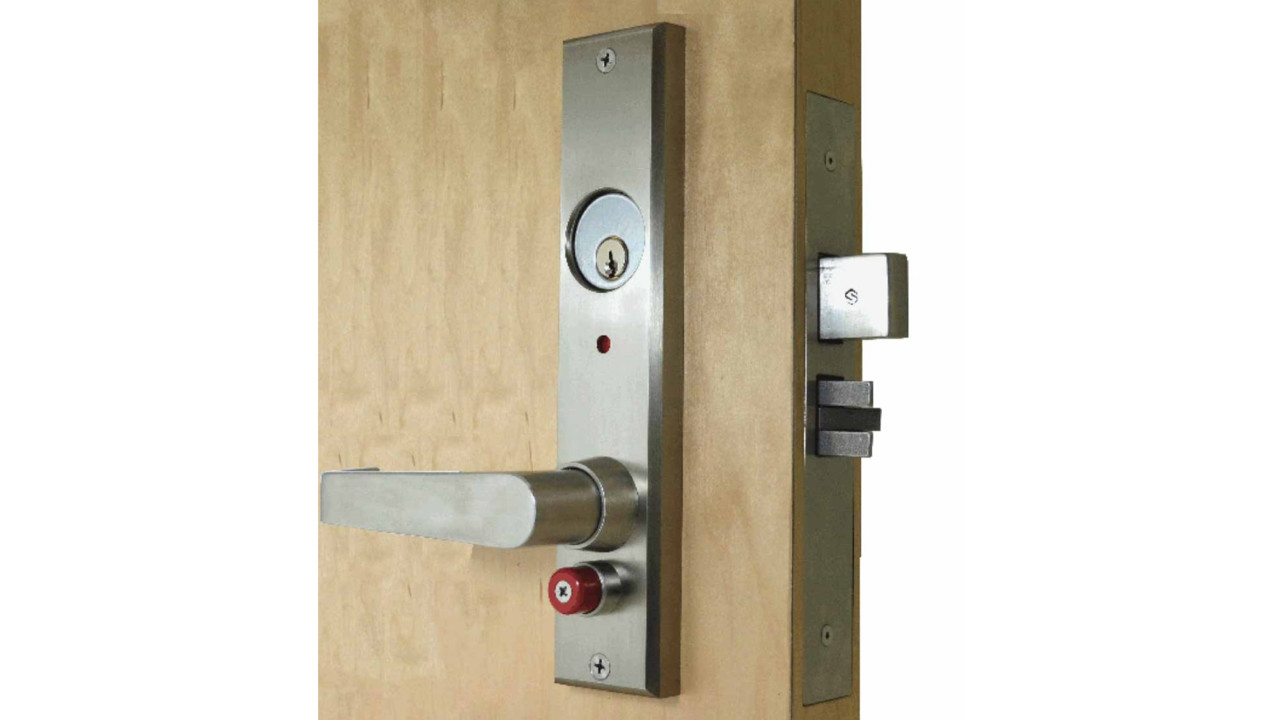 Qid Deadbolt Classroom Lock Locksmith Ledger