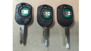 Re-Shelling Ford Integrated Keys