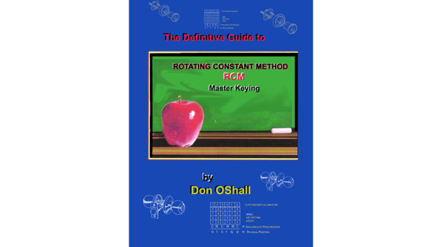The Definitive Guide to RCM - Rotating Constant Method of Master Keying