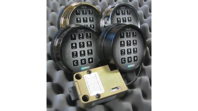 Upgrading to Electronic Safe Locks