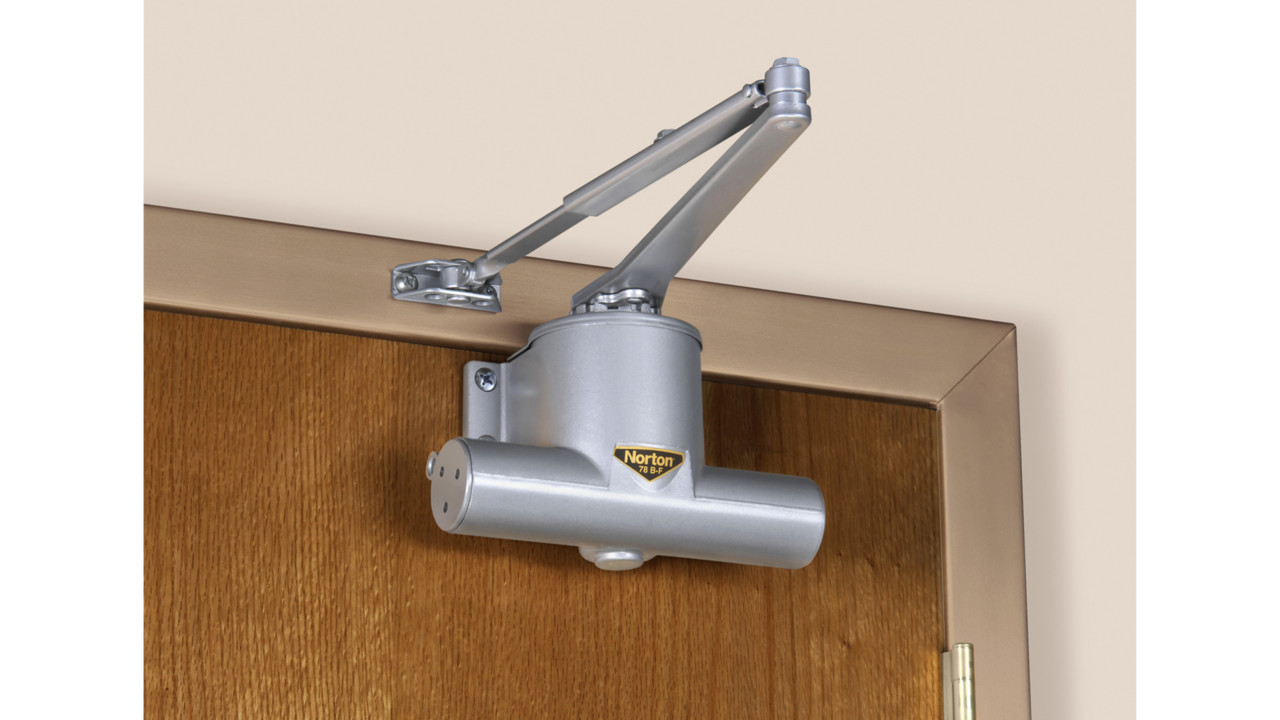 Surface Mounted Door Closers Locksmith Ledger