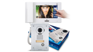 JP Series Touchscreen Video Intercom