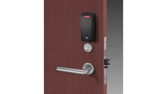SE LP10 Integrated Wiegand Access Control Lock