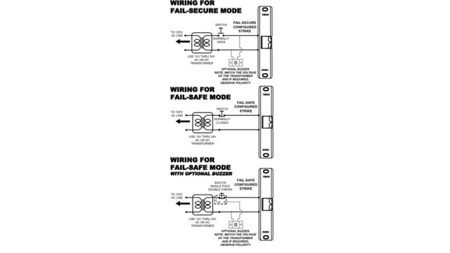 ESE_04_Electric_Strike_Wiring_Diagrams.5537af1800878 electric strike evolution locksmith ledger electric strike wiring diagram at alyssarenee.co