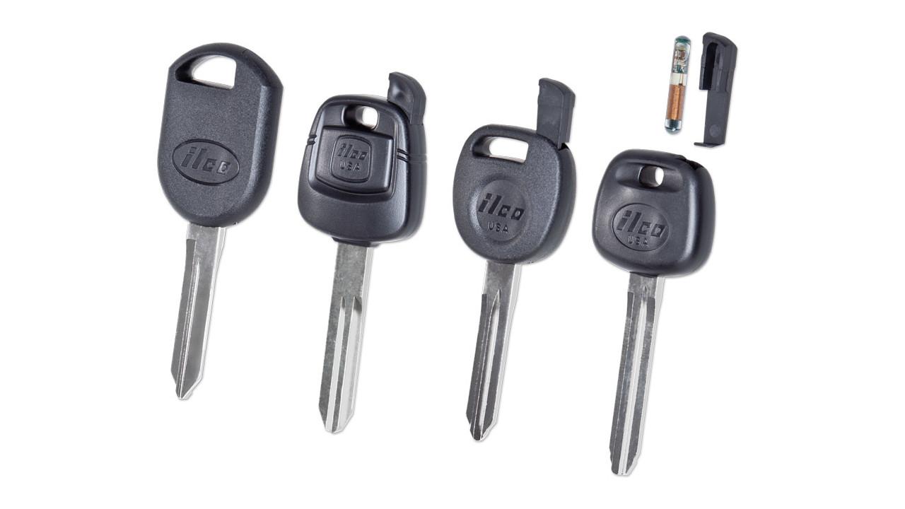 Ilco 174 Look Alike 174 Key Shells Locksmith Ledger