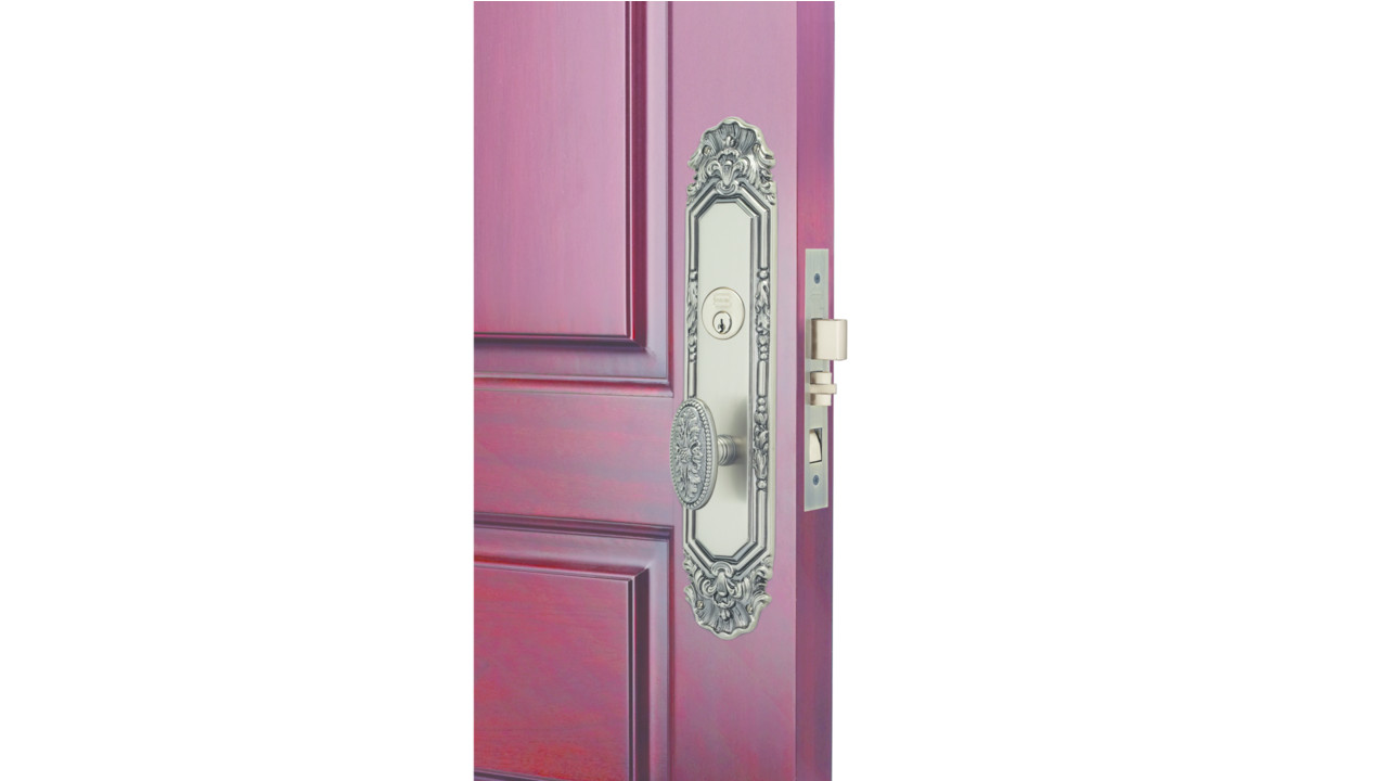 Decorative Door Hardware | Locksmith Ledger