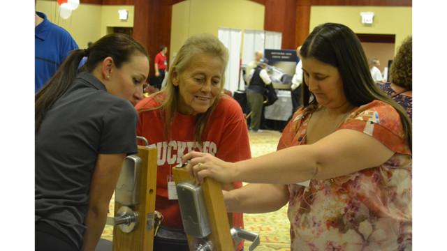 Idn H Hoffman Hosts 8th Annual Trade Show Locksmith Ledger