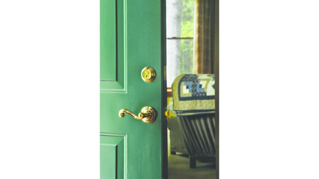 Decorative Door Hardware Locksmith Ledger