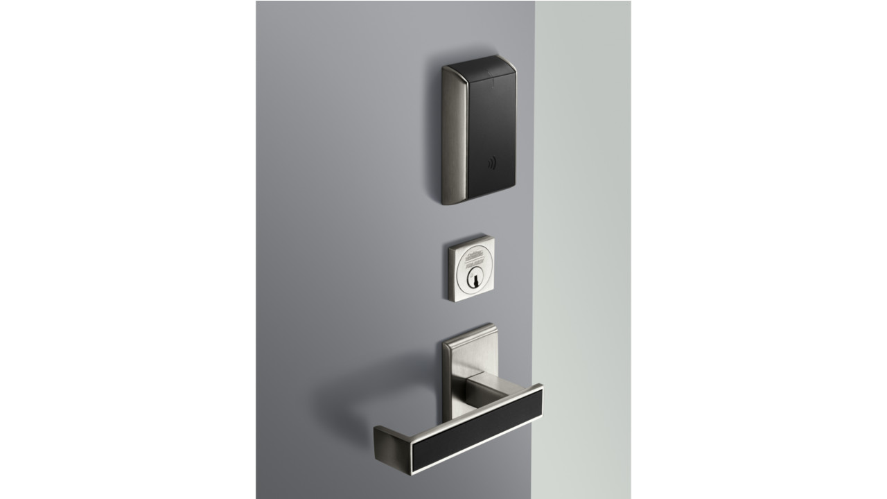 assa abloy in120 wifi locks locksmith ledger. Black Bedroom Furniture Sets. Home Design Ideas