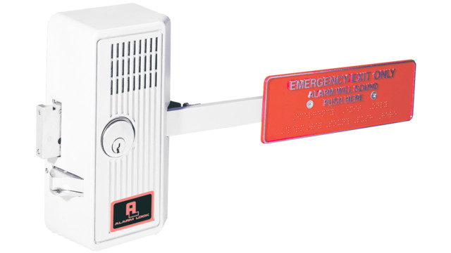 Exit Alarms Don T Leave Money On The Table Locksmith Ledger