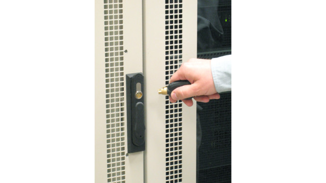 Cyberlock Solutions For Schools Amp Airports Locksmith Ledger