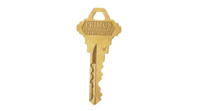 Schlage Primus Xp Locksmith Ledger