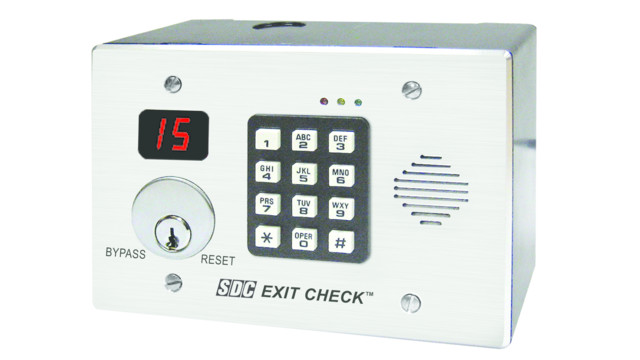 Delayed Egress Locksmith Ledger