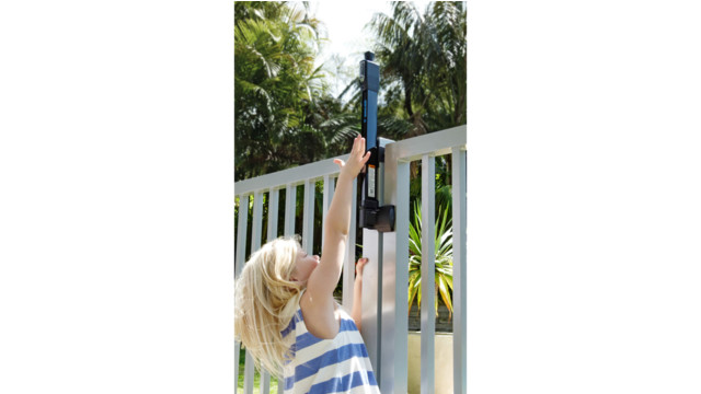 Pool Safety Hinges On The Right Gate Lock Locksmith Ledger