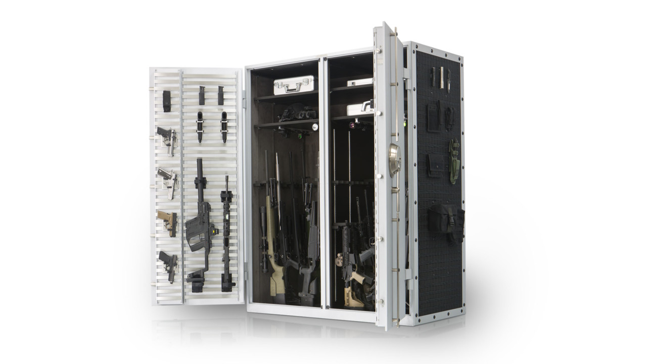 Tactical Gun Safe Locksmith Ledger