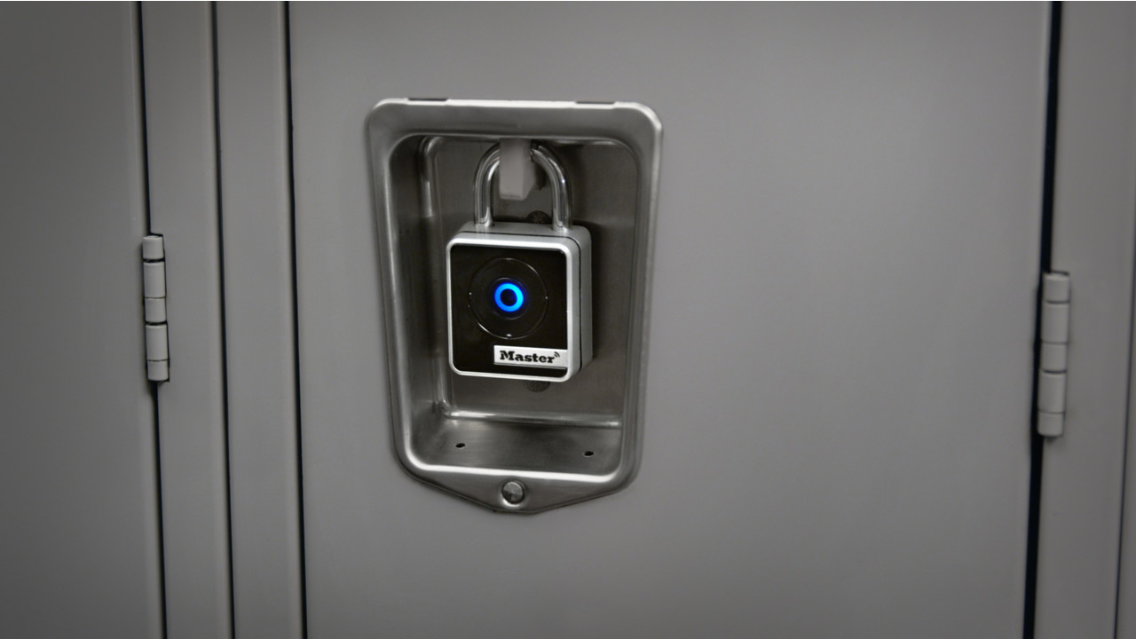 Master Lock Features Game Changing Bluetooth Locker Lock