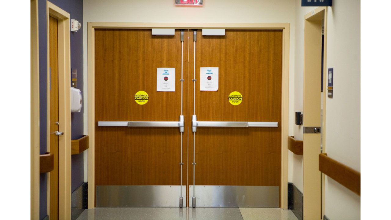 Controlled Egress In Healthcare Facilities Locksmith Ledger