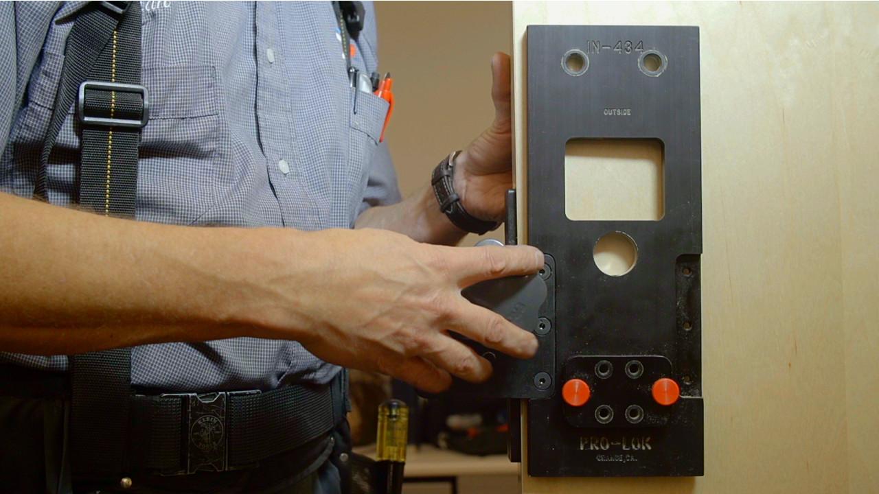 Pro Lok Has Installation Jig Answers Locksmith Ledger