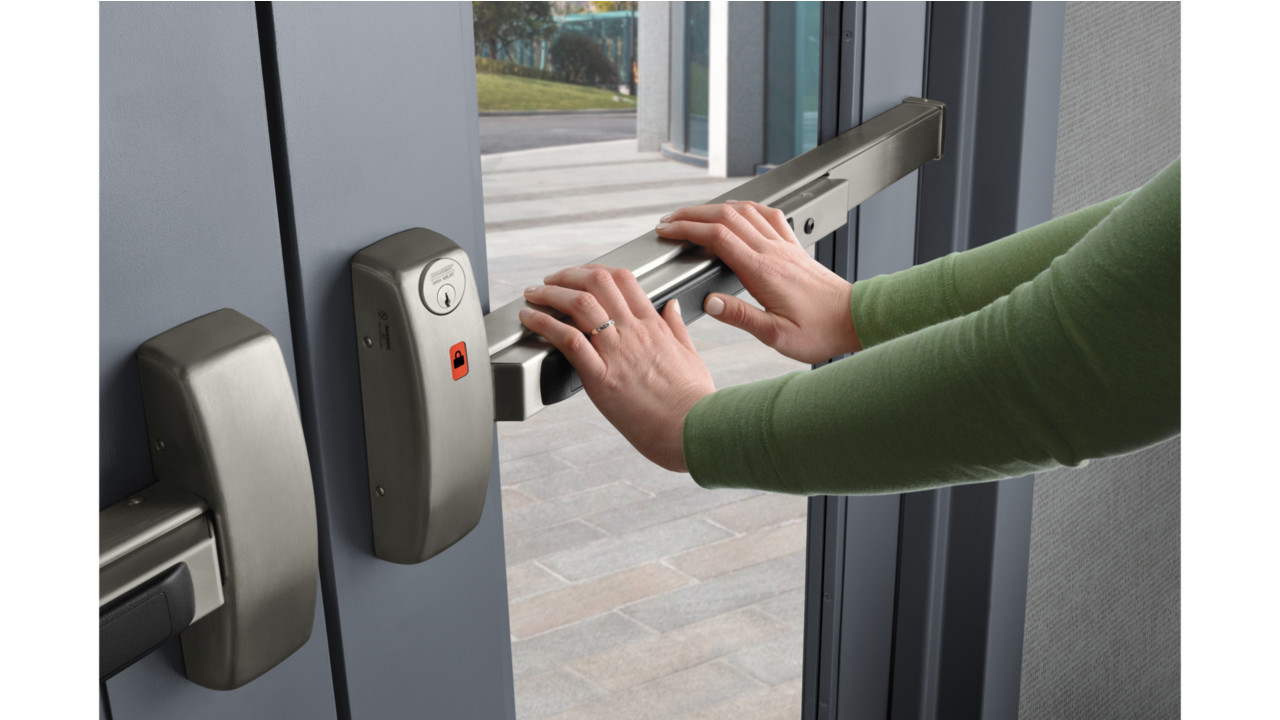 Do Your Doors Require Exit Devices Locksmith Ledger