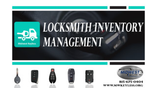 Business Technical Aids  C2 B7 Midwest Keyless Locksmith Inventory App