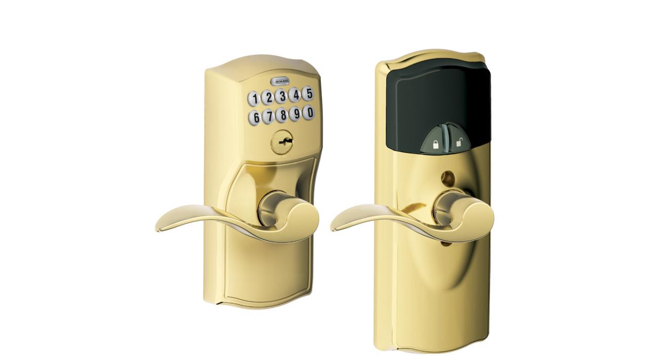 Schlage Connected Keypad Lock Locksmith Ledger