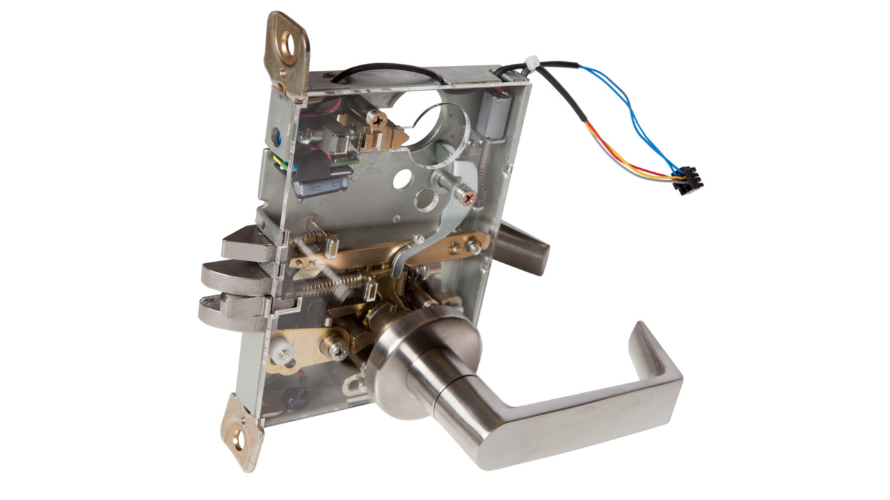 Acsi M1500m Electrified Mortise Lock Updates Locksmith